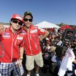 Valentino Rossi_Nicky Hayden