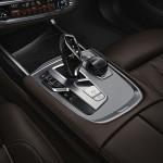 BMW Serie 7 interni cambio