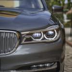 BMW Serie 7 fari